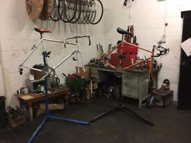 Business Partnership Opportunity - Established Bicycle Shop - 300 Sq Ft Space