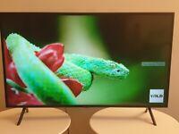 Samsung 40 Inch 4K Ultra HD HDR Smart LED TV Freeview HD (Model UE40NU7120)!!!