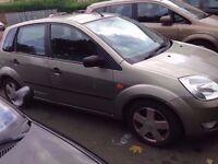 2003 Ford Fiesta spears or repair