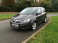 Vauxhall Zafira 1.9 CDTI diesel 1year mot good conditions
