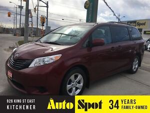 2014 Toyota Sienna MASSIVE INTVENTORY CLEAROUT!/PRICED FOR A QUI