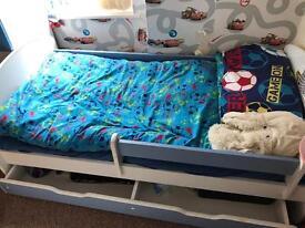 Tender Nursery kids bed