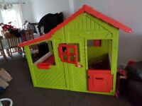 Smoby playhouse excellent condition