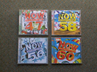 Now that's what I call music CDs *WILLING TO POST*