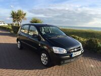 Hyundai Getz 1.4 GSI 5dr very low miles 2005