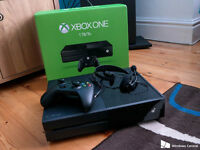 XBOX ONE FOR SALE WITH CONTROLLER AND HEADSET - EXCELLENT CONDITION