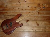Mighty Mite USA Precision bass Peter Cooks Guitars Limited Edition early 80s