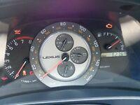 Lexus is 200 Sport,1988cc year 2002.