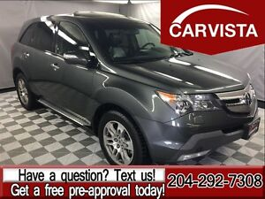 2008 Acura MDX TECH PACK -LOCAL TRADE-IN-
