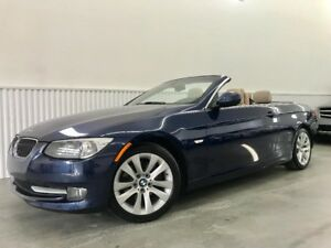 2013 BMW 3 Series 328i Convertible  59,809km!