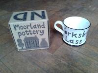 Moorland mug