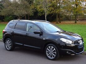 2010 Nissan Qashqai+2 2.0 dCi Tekna 4WD 5dr - 7 SEATER - HUGE SPECIFICATION