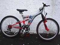 """Men's Apollo Outrage 26"""" bike"""