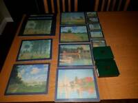Placemats, coasters & serving mats - Lady Clare Impressionists