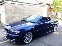 BMW 3 SERIES Convertible 320cd MSPORT (diesel).. Low Mileage..Super Economical.