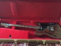 Squier (by Fender) CV Thinline Telecaster Classic Vibe Rosewood George Harrison