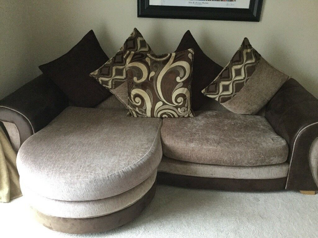 Superb Dfs Chaise Lounge Sofa And Cuddle Chair In Helensburgh Argyll And Bute Gumtree Inzonedesignstudio Interior Chair Design Inzonedesignstudiocom