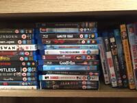 BluRay + DVD Collection