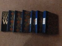 Purnell's History of the Second World War Magazines Collection Full Set Binders