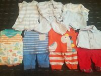 Mothercare 0-3 months bundle