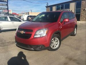 2012 Chevrolet Orlando 2LT MAG WHEELS BLUETOOTH CONNECTION STEER