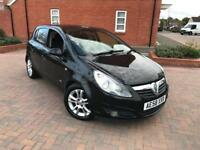 2008/58 VAUXHALL CORSA 1.4 SXI 2 OWNERS FULL HISTORY 5 DOORS FREE 3 MONTHS WARRANTY