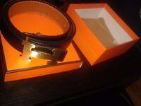 designer belt mens leather