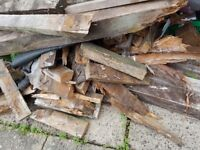 Free for collection firewood. Hayes.