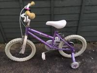 """Girls bike 15"""""""