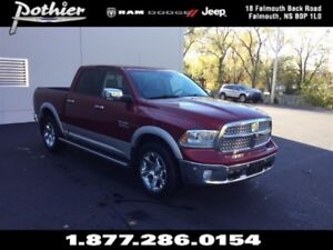 2014 Ram 1500 Laramie | DIESEL | EXTENDED WARRANTY | LEATHER