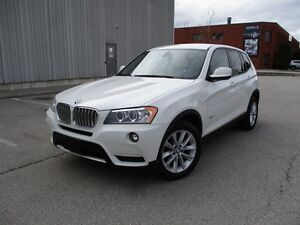 2012 BMW X3 xDrive35i EXTRA CLEAN