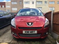 Peugeot 5008 car for sale