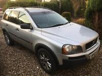 Volvo XC90 2004 D5 Geartronic 7 Seats
