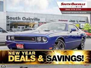 2012 Dodge Challenger R/T | HEATED LEATHER | NAVIGATION | SUNROO