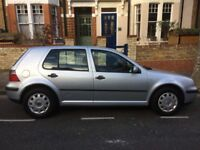Volkswagen VW Golf 1.4s silver great engine same owner for 14 years