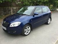 2009 (59) Skoda Fabia 3 1.4 - One Owner With FDSH