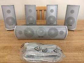Panasonic Surround Speakers