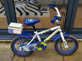 Apollo Police Patrol kid's bike