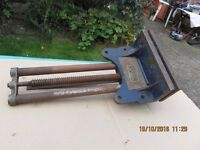 "WOODWORKING WORKSHOP VICE for sale – ""Record 52"""