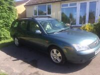 Ford Mondeo Estate 2.0 Ghia , 12 months MOT, last owner 14 years,
