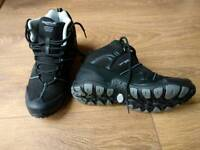 Regatta Womens hiking walking boots size 5 worn once