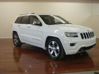 2014 Jeep Grand Cherokee Overland CUIR TOIT PANO NAV CAM RECUL $