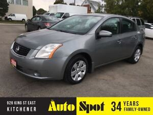 2008 Nissan Sentra 2.0/PRICED FOR A QUICK SALE !