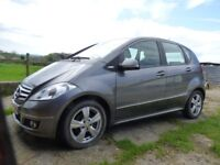 MERCEDES A180 CDI AVANTGARDE SE 63K 50MPG EXCELLENT CONDITION