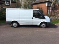 Ford, TRANSIT, Panel Van, 2006, Manual, 2198 (cc)