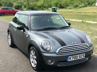 Mini Cooper Graphite 1.6,Private Plate,1 P Lady Owner,Long MOT,F.S.History