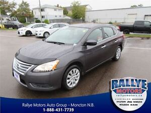 2013 Nissan Sentra S! Power Options! ONLY 98K! Trade-In! Save!
