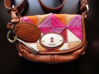 Fossil hand bag