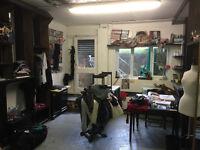 Workshop Studio Warehouse Creative Space in Hackney Wick £780pcm