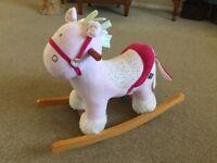 Mamas & papas rocking horse £10